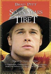 Seven Years In Tibet (Region 1 DVD) - Cover