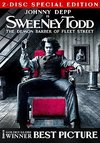 Sweeney Todd (Region 1 DVD)