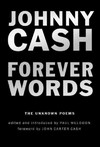 Forever Words - Johnny Cash (Hardcover)