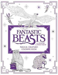 Fantastic Beasts and Where to Find Them - HarperCollins Publishers (Paperback) - Cover