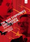 Shostakovich Shostakovich / Gergiev / Gergiev,Vale - Shostakovich Gainst Stalin: the War Symphonies (Region 1 DVD)