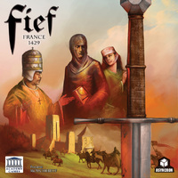 Fief: France 1429 - Cover