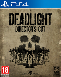 Deadlight: Director's Cut (PS4) - Cover