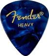 Fender 351 Shape Premium Blue Moto Heavy Pick