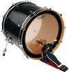 Evans BD22EMAD2 22 Inch EMAD2 Clear Bass Drum Batter Drum Head