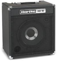 Hartke HD75 75 watt 12 Inch Bass Combo Amplifier (Black)