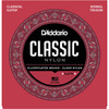 D'Addario EJ27N Student Nylon Normal Tension Nylon Classical Guitar Strings