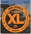 D'Addario EPS510 10-46 ProSteels Regular Light Electric Guitar Strings