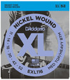 D'Addario EXL116 11-52 Nickel Wound Medium Top Heavy Bottom Electric Guitar Strings