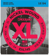 D'Addario EXL145 12-54 Nickel Wound Heavy Plain 3rd Electric Guitar Strings