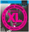 D'Addario EXL170-5 40-130 Nickel Wound Bass Regular Light Long Scale 5 String Bass Guitar Strings
