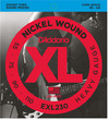 D'Addario EXL230 55-110 Nickel Wound Bass Heavy Long Scale 4 String Bass Guitar Strings
