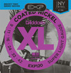 D'Addario EXP120 9-42 Coated Nickel Wound Super Light Electric Guitar Strings