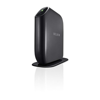 Belkin Networking Play Wireless Modem Router - Cover