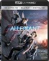 Divergent Series: Allegiant (Region A - 4K Ultra HD + Blu-Ray)