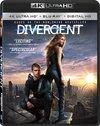 Divergent (Region A - 4K Ultra HD + Blu-Ray)