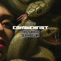 Combichrist - This Is Where Death Begins (CD) - Cover