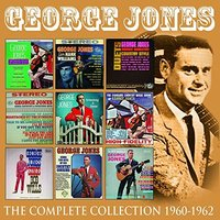 George Jones - Complete Collection: 1960-1962 (CD) - Cover