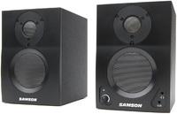 Samson Media One 3A BT 30 watts Active Studio Monitors with Bluetooth (Black)