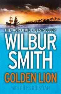 Golden Lion - Wilbur Smith (Paperback) - Cover