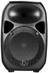 Wharfedale Titan 8A MKII Titan Active Series 180 watt 8 Inch 2-Way Active Loud Speaker (Black)