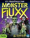 Monster Fluxx (Card Game)