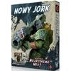 Neuroshima Hex! 3.0 - New York Expansion (Board Game)