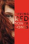 Saving Red - Sonya Sones (Hardcover)