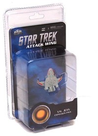 Star Trek: Attack Wing - Val Jean Expansion Pack (Miniatures) - Cover