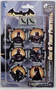 DC HeroClix - Batman Dice & Token Pack (Miniatures) - Cover