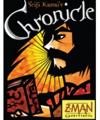 Chronicle (Card Game) - Cover