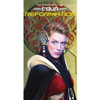 Coup - Reformation Expansion (Party Game)