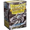 Dragon Shield - Standard Sleeves - Clear (100 Sleeves)