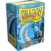Dragon Shield - Standard Sleeves - Blue (100 Sleeves)