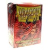 Dragon Shield - Standard Sleeves - Red (100 Sleeves)