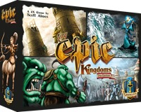 Tiny Epic Kingdoms [Second Edition] (Board Game)