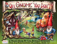 Oh Gnome You Dont! - Cover