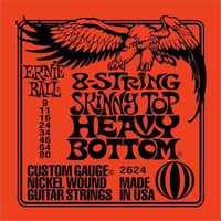 Ernie Ball 2624 9-80 Skinny Top Heavy Botttoms 8 String Electric Guitar Strings - Cover