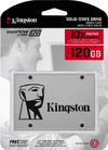 Kingston Technology - SSDNow UV400 120GB Solid State Drive