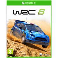 World Rally Championship 6 (Xbox One)