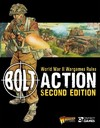 Bolt Action: World War II Wargames Rules - Warlord Games (Hardcover)