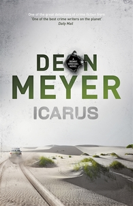Icarus - Deon Meyer (Paperback) - Cover