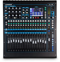 Allen & Heath QU-16C QU Series 16 Channel Digital Mixer (Chrome Version) - Cover