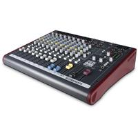 Allen & Heath ZED60-14FX ZED Series 14 Channel USB Mixer for Live and Studio Recording with Effects (Blue)