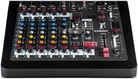 Allen & Heath ZEDI-10FX ZED Series 10 Channel Hybrid Compact USB Mixer with Effects (Black) - Cover