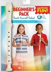 Recorder Fun! Beginner's Pack - Hal Leonard Publishing Corporation (Paperback)