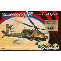 Revell - 1:100 - EasyKit - AH-64 Apache (Plastic Model Kit)