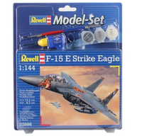Revell - 1/144 - F-15 Eagle Model Set (Plastic Model Kit) - Cover