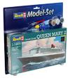 Revell - 1/1200 - Queen Mary 2 Model Set (Plastic Model Kit)