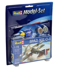 Revell - 1/72 - Spad XIII C-1 (Plastic Model Set) - Cover